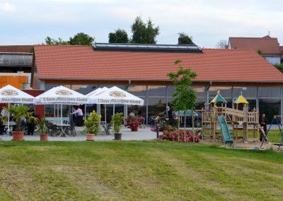 Biergarten Hofschenke Zum Schwarzen Beck