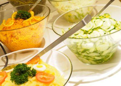 Salat Buffet der Hofschenke