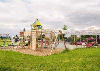Kinderspielplatz der Hofschenke Zum Schwarzen Beck